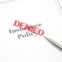 Insurance Policy Denied